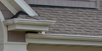 Embossed Seamless Gutters