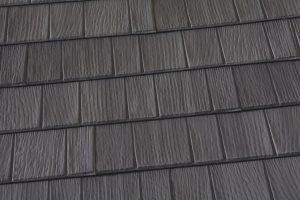 Charcoal Premium Steel Shingle