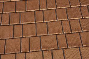 Copper Penny Premium Steel Shingle