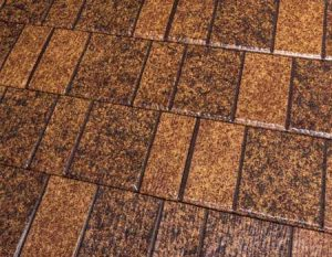 Barkdust Premium Steel Shingle