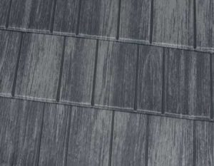 Aged Cedar Premium Steel Shingle