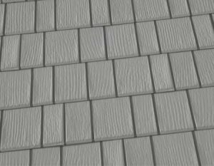 Gunmetal Premium Steel Shingle
