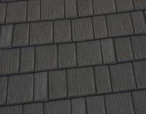 Charcoal Premium Steel Shingle